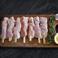 B01 - Chicken Breast 6 x 90g Skewers (FR)